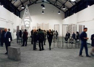 Exhibition Significant Traces. Italian Art Today (1998)